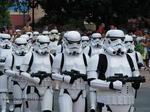 Storm trooper Star Wars Weekends