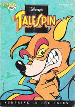 TaleSpin Surprise in the Skys TPB