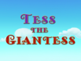 Tess the Giantess