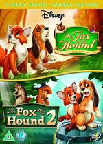 The Fox and the Hound 1-2 Box Set 2007 UK DVD 1