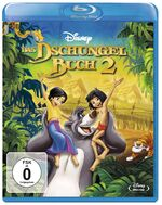The Jungle Book 2 Germany Blu-Ray
