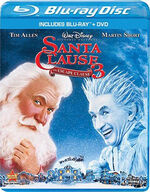The Santa Clause 3 Blu-ray 2011