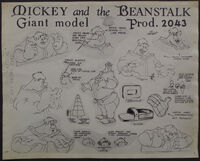 Willie the Giant modelsheet