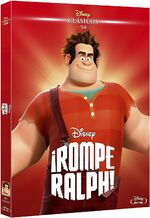 Wreck-It Ralph Spain DVD Classics