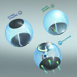 Zenith multipod concept
