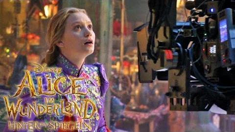 ALICE IM WUNDERLAND Hinter den Spiegeln - Lewis Carrolls Alice - Ab 26. Mai im Kino Disney HD