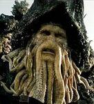 Davy Jones Face