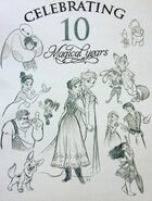 Disney Animation - Celebrating 10 Magical Years