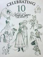 Disney Animation - Celebrating 10 Magical Years
