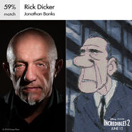 Incredibles 2 - Concept Art - Rick Dicker