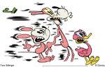 Mickeygoofy&donald vector2