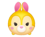 Miss Bunny Tsum Tsum Game