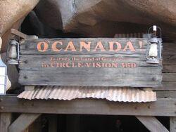 O Canada! at Epcot
