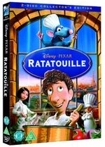 Ratatouille uk dvd