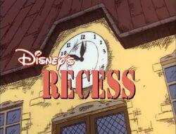Recess title