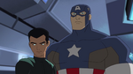 Reptil & Captain America