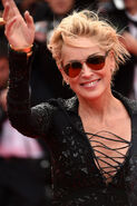 Sharon Stone 67th Cannes Fest