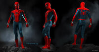 Spider-Man MTPU Concept Art