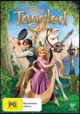 Tangled 2011 AUS DVD