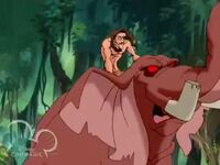 Tarzan-Rogue Elephant