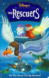 TheRescuers MasterpieceCollection VHS