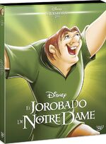 The Hunchback of Notre Dame Mexico DVD