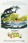 The Jungle Book 1967 Poster 01