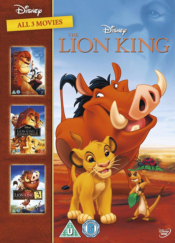 lion king 1 2 full movie free