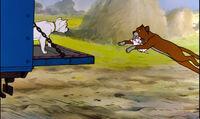 Thomas get jump