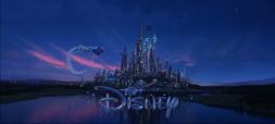Tomorrowland Disney Logo