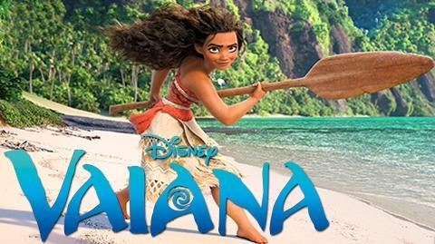 VAIANA - Alle Trailer (deutsch german) Disney HD