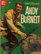 West2 saga andy burnett memorabilia comic