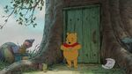 Winnie the Pooh Just then Pooh spoted a note