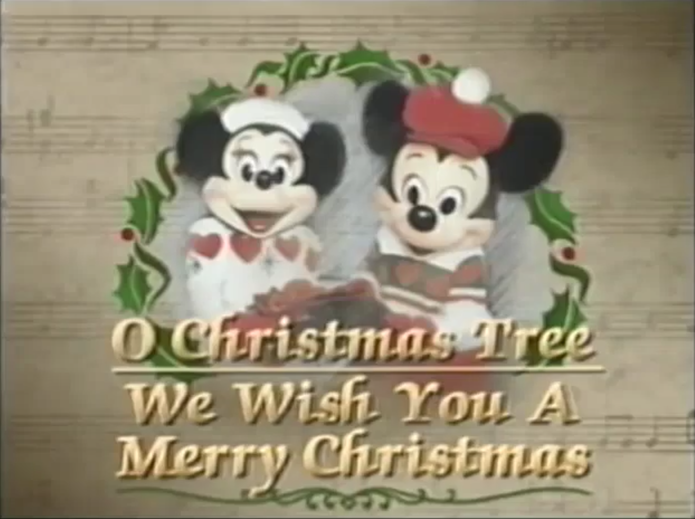 O Christmas Tree | Disney Wiki | FANDOM powered by Wikia