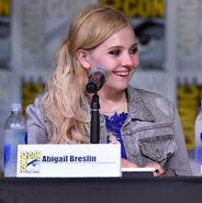 Abigail Breslin SDCC