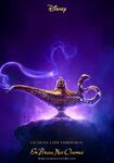 Aladdin 2019 - Teaser Pôster Nacional