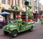 Army Men California Adventure