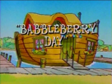 Babbleberry Day