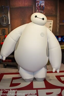 Baymax Character Central