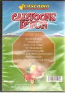 Cartoons r fun volume 7 back