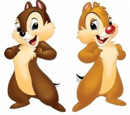 Chip and dale duo