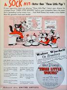 DISNEY WOLVES 2 1936 JUNE
