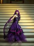 Descendants 2 - Mal in her Cotillion Gown