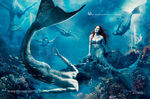 Disney Dream Portrait Series - Mermaids - Where Another World is Just a Wish Away