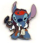 Disney Store Europe - Stitch dressed as a Pirate