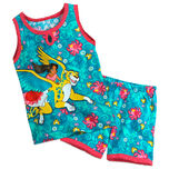 Elena PJ PALS Short Set for Girls