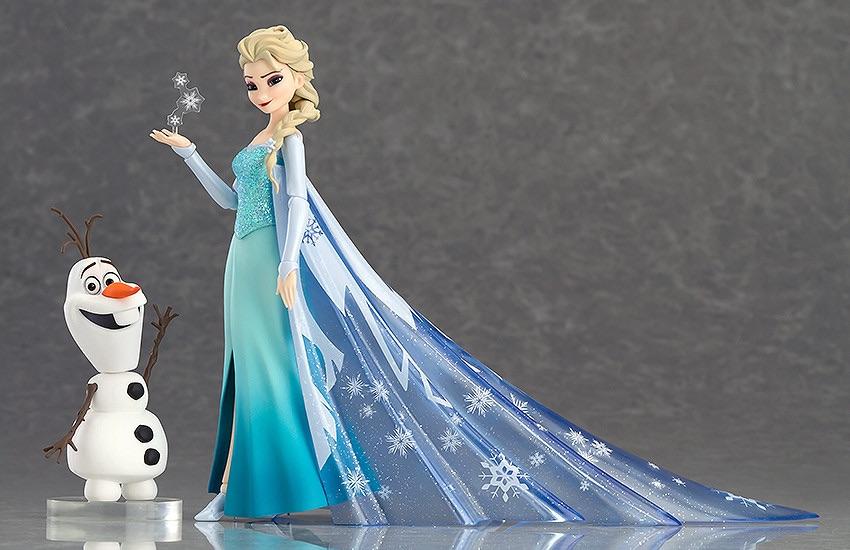 Elsa From Frozen Figma December Figure