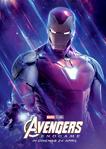 Endgame Internacional Character Poster (Iron Man - Alternative)