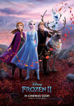 Frozen 2 international poster