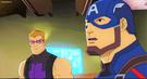 Hawkeye Captain America AUR 3